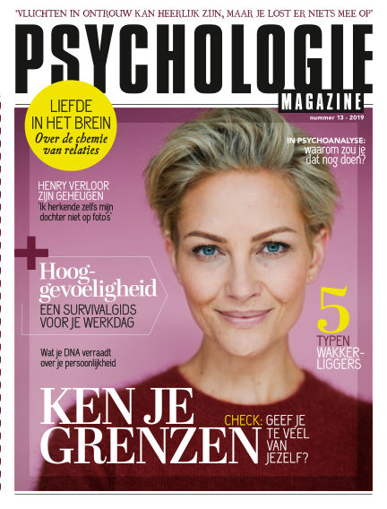 Psychologie Magazine December 11, 2019 00:00
