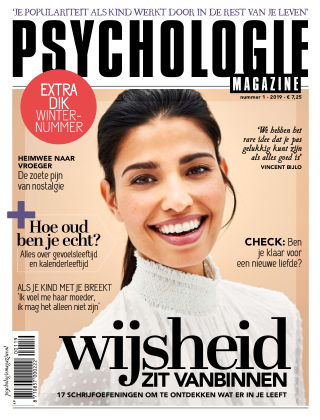 Psychologie Magazine January 2019