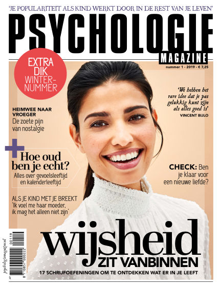 Psychologie Magazine December 13, 2018 00:00