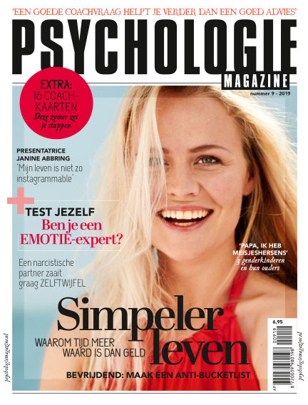 Psychologie Magazine June 20, 2019 00:00