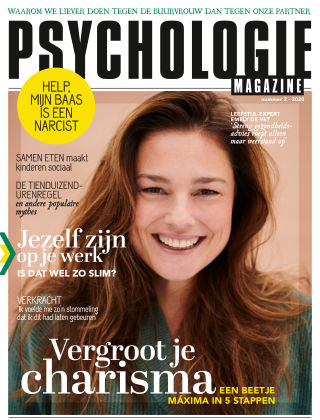 Psychologie Magazine Februari 2020