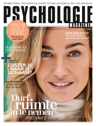 Psychologie Magazine April 2020
