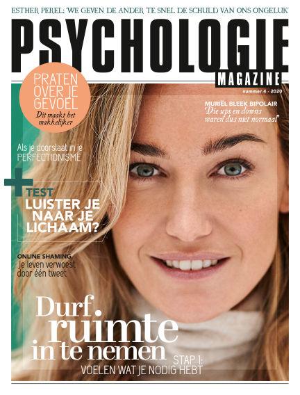 Psychologie Magazine March 16, 2020 00:00
