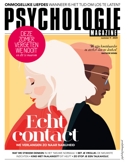 Psychologie Magazine August 03, 2020 00:00