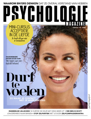 Psychologie Magazine September 2020