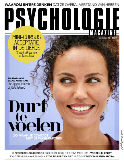 Psychologie Magazine September 07, 2020 00:00