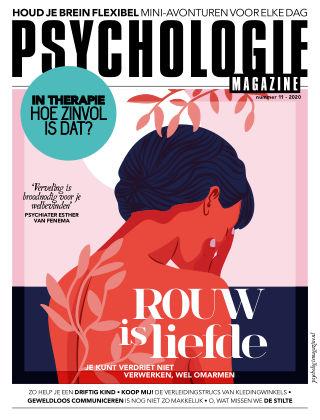 Psychologie Magazine Oktober 2020