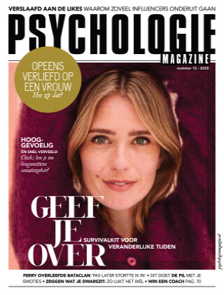 Psychologie Magazine November 2020