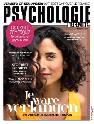 Psychologie Magazine 10-2021