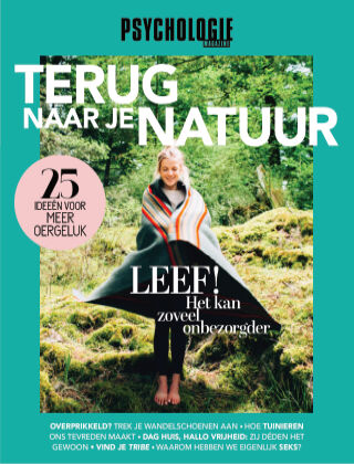 Psychologie Magazine - Specials Natuur
