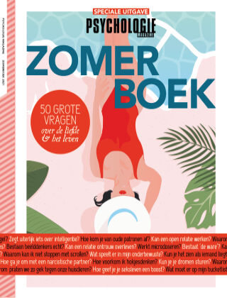Psychologie Magazine - Specials Zomer 2021