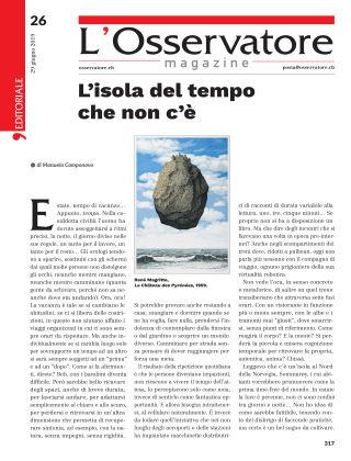 L'Osservatore 26/2019