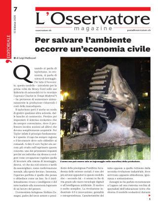 L'Osservatore 07/2020