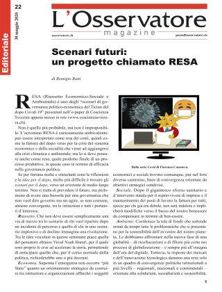 L'Osservatore Magazine 22/2020