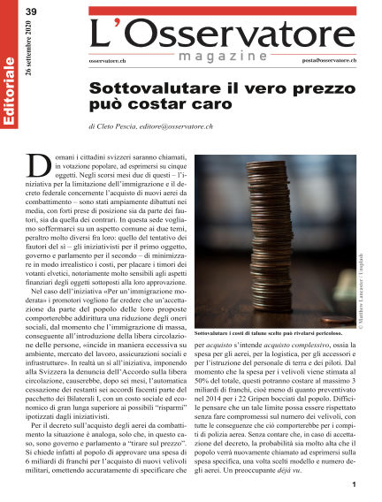 L'Osservatore Magazine