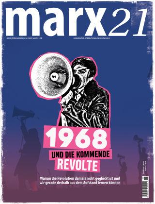 marx21 Frühjahr 2018