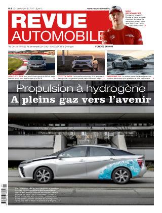 Revue Automobile Nr. 5 2019