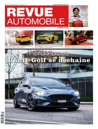 Revue Automobile No 7/2019