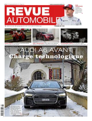 Revue Automobile No 8/2019