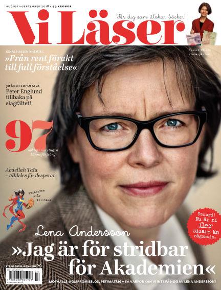 Vi Läser July 20, 2018 00:00