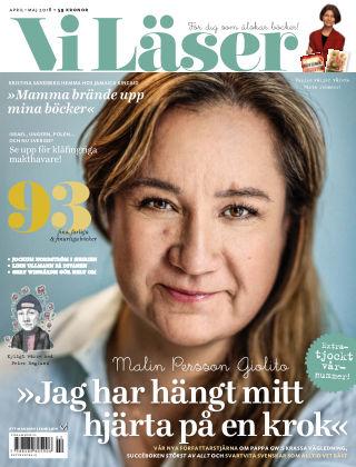 Vi Läser (Inga nya utgåvor) 2018-03-14