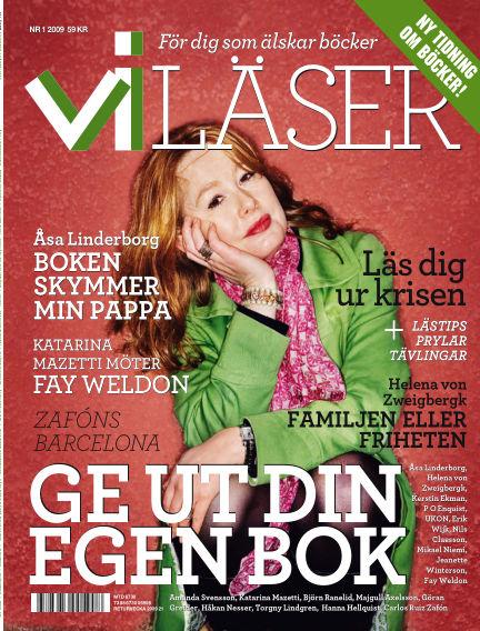 Vi Läser January 18, 2009 00:00