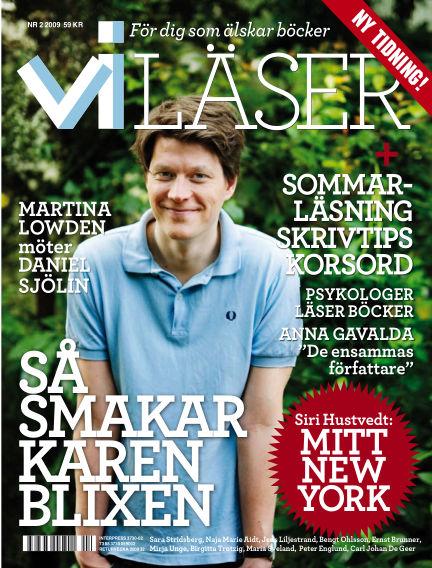 Vi Läser (Inga nya utgåvor) March 14, 2009 00:00