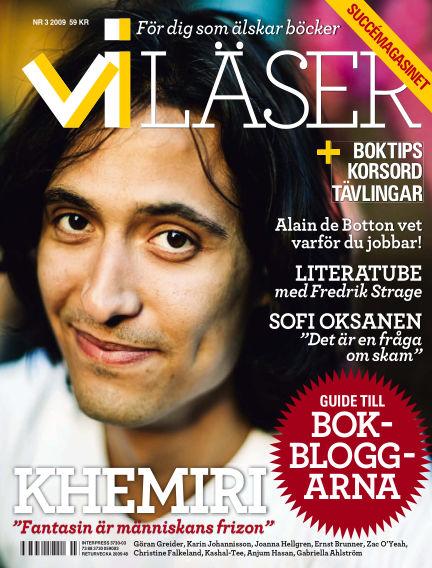 Vi Läser May 17, 2009 00:00