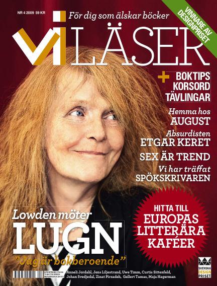 Vi Läser July 20, 2009 00:00