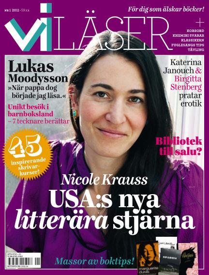 Vi Läser January 18, 2011 00:00