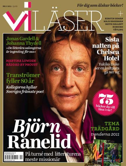 Vi Läser (Inga nya utgåvor) March 14, 2011 00:00