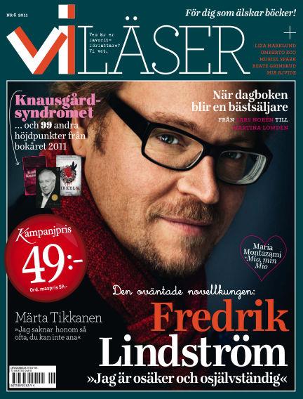 Vi Läser November 22, 2011 00:00