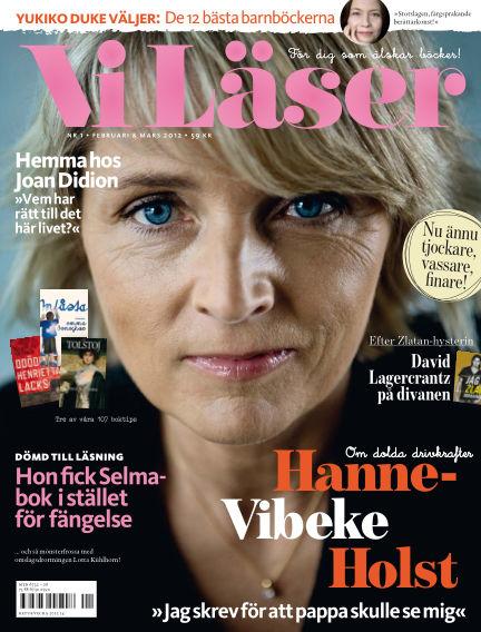 Vi Läser (Inga nya utgåvor) January 18, 2012 00:00