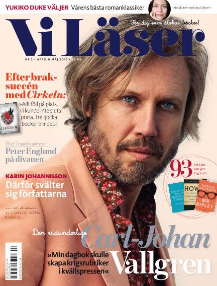 Vi Läser March 14, 2012 00:00