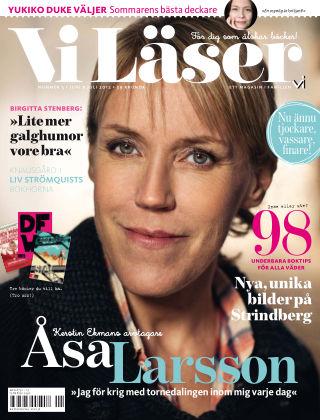 Vi Läser (Inga nya utgåvor) 2012-05-17