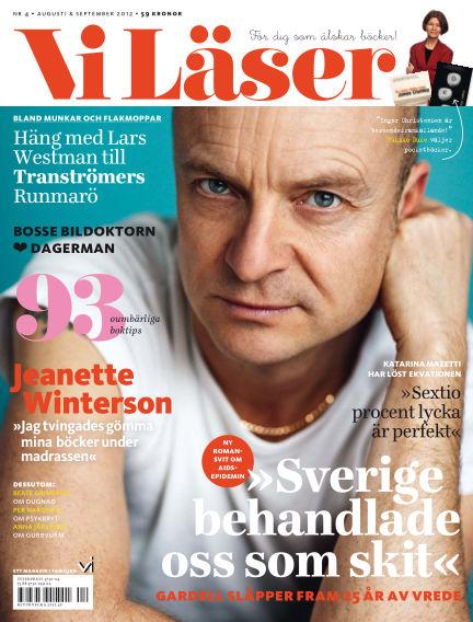 Vi Läser July 20, 2012 00:00