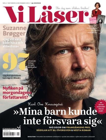Vi Läser (Inga nya utgåvor) September 20, 2012 00:00