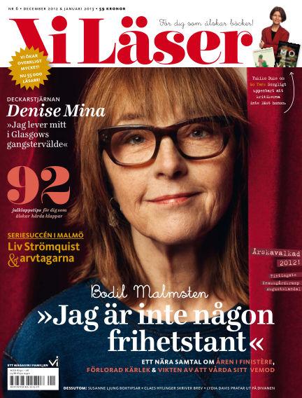 Vi Läser November 22, 2012 00:00