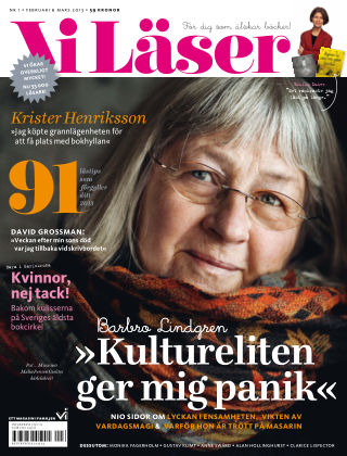 Vi Läser (Inga nya utgåvor) 2013-01-18
