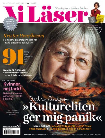 Vi Läser (Inga nya utgåvor) January 18, 2013 00:00