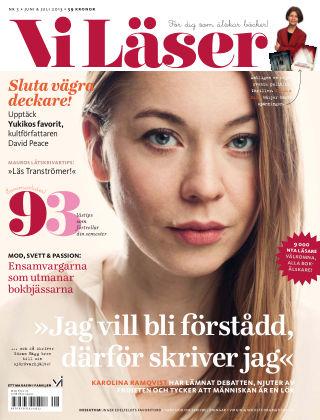 Vi Läser (Inga nya utgåvor) 2013-05-17