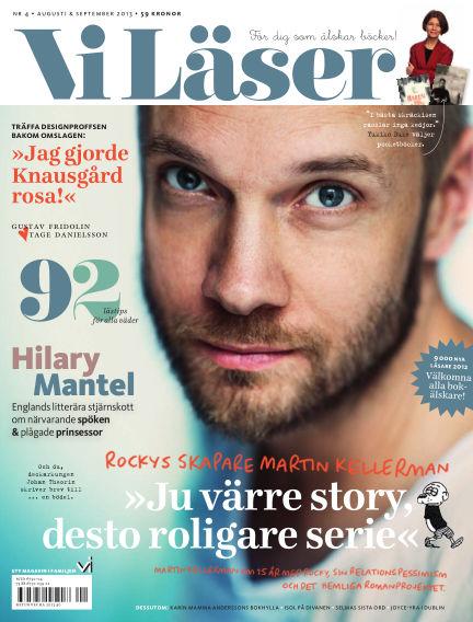 Vi Läser July 20, 2013 00:00