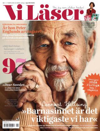Vi Läser (Inga nya utgåvor) 2014-01-18
