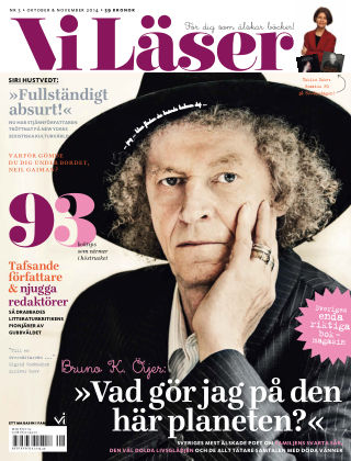 Vi Läser (Inga nya utgåvor) 2014-09-14