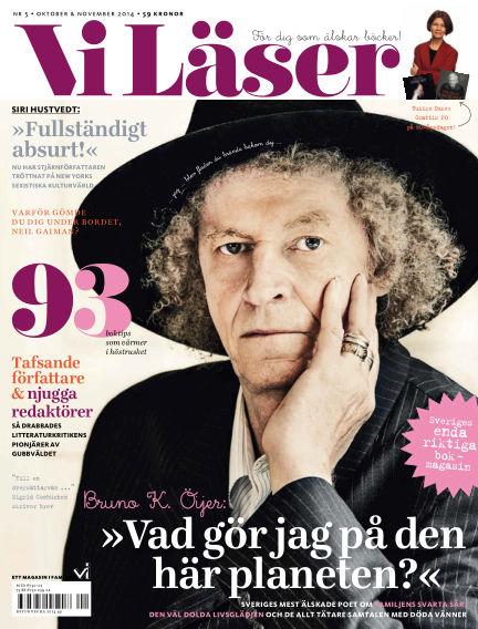 Vi Läser (Inga nya utgåvor) September 14, 2014 00:00