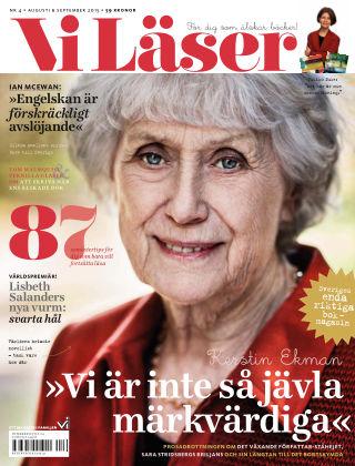 Vi Läser (Inga nya utgåvor) 2015-07-20