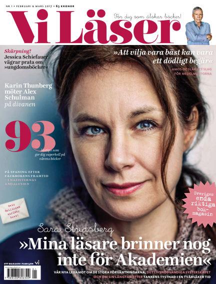 Vi Läser (Inga nya utgåvor) January 18, 2017 00:00