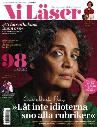 Vi Läser (Inga nya utgåvor) 2017-09-20