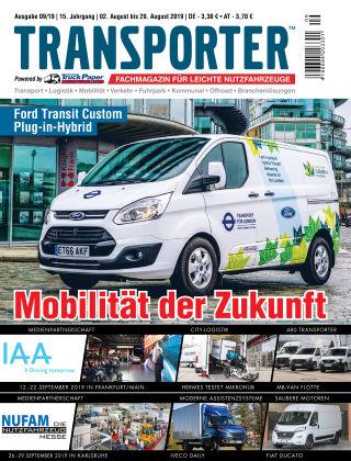 TRANSPORTER 09_2019