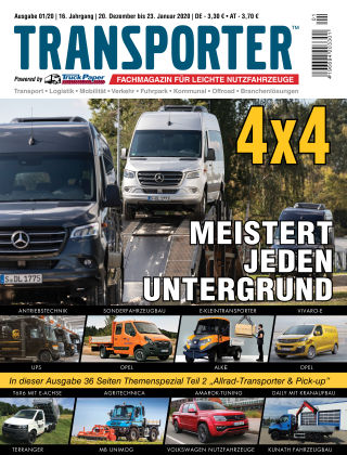 TRANSPORTER 01_2020